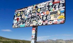 Domani chiude la RM97, prosecuzione in Francia della strada del Colle della Lombarda
