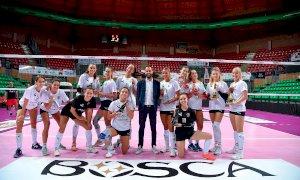 Pallavolo, Bosca e Cuneo Granda Volley insieme per la quarta stagione consecutiva