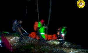 Valle Pesio, è un 66enne di Centallo l'escursionista ritrovato senza vita nella notte