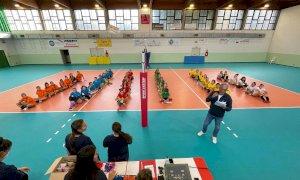 Cuneo Granda Volley, incontro tra le società dell'Academy Network