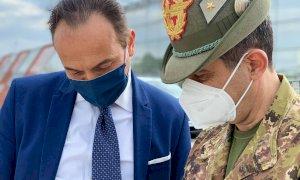 """Vaccini, la Regione a Figliuolo: """"Subito le terze dosi per il personale sanitario"""""""