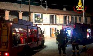 Esplosione in un'abitazione di strada Canavere a Savigliano: due feriti