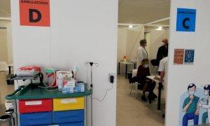 Vaccino anti Covid, nell'area dell'Asl CN1 due dosi per il 69,3 per cento della popolazione vaccinabile