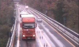 Riaperta l'autostrada Torino-Savona in direzione Liguria