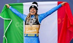Premio Atleta dell'anno FISI, Marta Bassino in finale