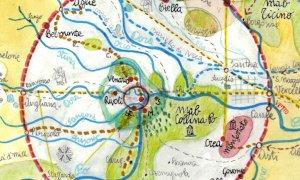 Nasce il Grand Tour Piemonte UNESCO: un percorso in bicicletta che tocca anche la Granda