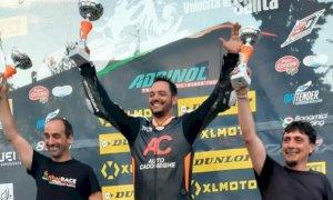 Motociclismo, buoni risultati a Monzuno per Alessandro Renzo Carletto