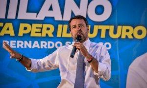 """Rapina di Grinzane, scambio di sms tra Salvini e Roggero: """"Solidarietà e vicinanza"""""""