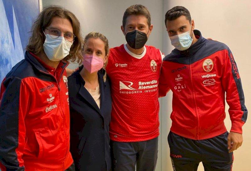 Una nuova partnership tra Cuneo Olmo e Studio Dentistico Reverdito Alemanno