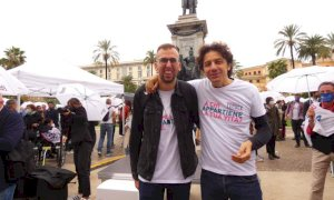 Consegnate in Cassazione le firme per il referendum Eutanasia, a Roma anche il segretario dei Radicali cuneesi