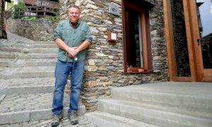 Il responsabile del Centro per lo Studio dei Fiumi Alpini di Ostana ospite di