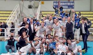 Pallavolo A2/M: Cuneo inaugura il campionato vincendo a Cantù