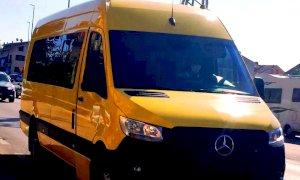 Si rinnova il parco scuolabus del Comune di Busca