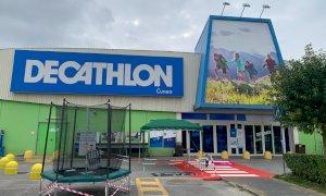 Cuneo, la Decathlon interessata al centro sportivo all'ex Auchan?