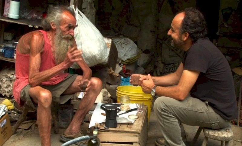 Franco Dalmasso e Remo Schellino