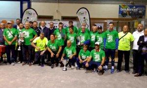 A Savigliano la finalissima del 42esimo campionato provinciale di bocce 'Tancredi Dotta Rosso'