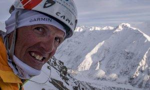 Simone Moro torna a Cuneo per parlare di alpinismo invernale ad alta quota