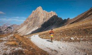 Mattia Einaudi vince la prima edizione dell'Occitan Trail, 38 chilometri su e giù per la val Maira