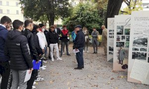 Cuneo, quale futuro per i giardini Fresia? I futuri geometri provano a disegnarne uno