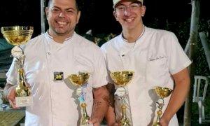 Due pizzaioli cuneesi trionfano nel campionato internazionale 'Pizza Star' di Pontedera