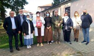 Moretta, dalla famiglia Zannoni un defibrillatore in dono a