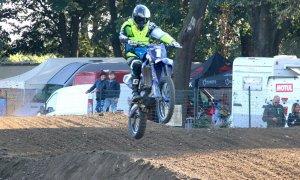 Motocross, Roberto Osenda campione Regionale FMI 2021
