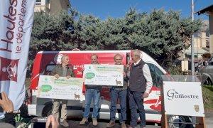 Premiati i vincitori della quinta edizione dei Trofei MaB UNESCO della Riserva Transfrontaliera del Monviso