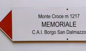 Il CAI di Borgo San Dalmazzo inaugura un memoriale dedicato ai suoi soci