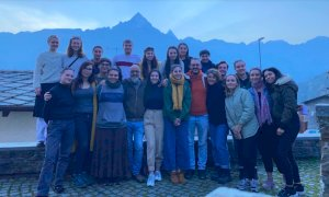 Un corso per operatori giovanili di respiro europeo in alta valle Po