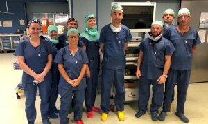 A Savigliano in Urologia un delicato intervento chirurgico eseguito con un nuovo macchinario (VIDEO)