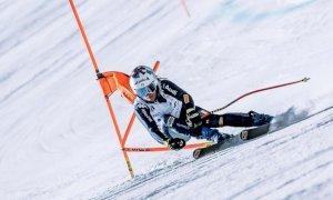 Ultimi allenamenti in Val Senales per Marta Bassino: sabato scatta la Coppa del Mondo 2021-2022