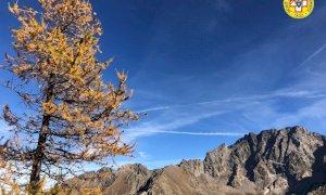 Traumi multipli per un escursionista 69enne caduto su un sentiero a Valdieri