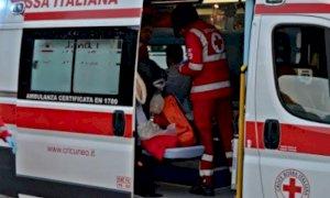 Settantenne cade da un albero a Robilante: è in pericolo di vita