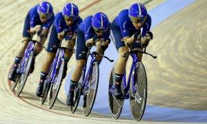 Ciclismo su pista, per Elisa Balsamo argento nell'inseguimento a squadre ai Mondiali