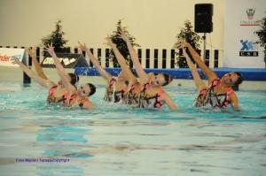 Cuneo ospiterà la prossima edizione della Coppa Europa di nuoto sincronizzato