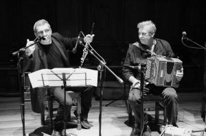 Gabriele Mirabassi e Riccardo Tesi in concerto