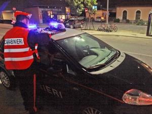 Denunciati tre giovani ad Alba per abuso di alcool e droga alla guida