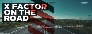 X Factor on the road farà tappa a Cuneo