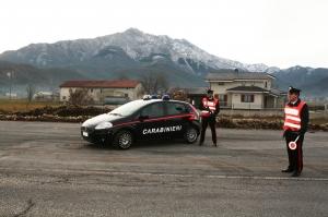 Prevenzione e contrasto ai reati predatori e spaccio di droga da parte dei Carabinieri della Compagnia di Borgo San Dalmazzo