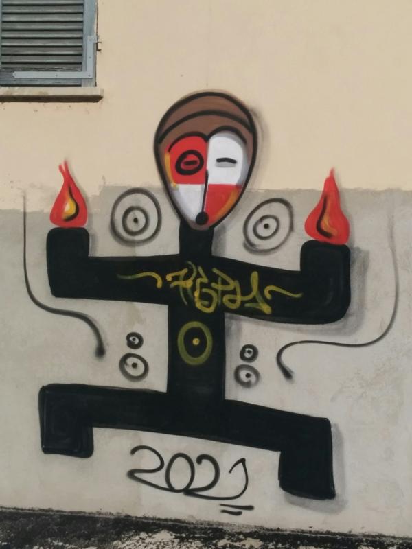 Identificato l'autore degli atti vandalici nel centro storico di Breo nella notte di Capodanno