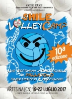 Smile Volley Camp 2017