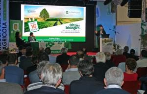 """""""Oltre il biologico"""", per un'agricoltura attenta all'ambiente e più produttiva"""