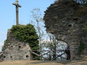 La rocca di Cavour