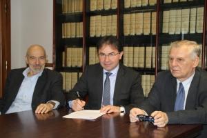 Accordo tra S. Croce e Inps Cuneo