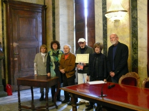 Ottavio Allemandi è il volontario inconsapevole 2017