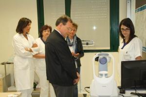 Retinopatia diabetica, screening anche a Mondovì