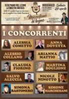Microfono di legno: sabato a Brossasco la sfida d'improvvisazione canora ideata e condotta da Andrea Caponetto