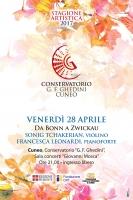 "Concerto ""Da Bonn a Zwickau"""