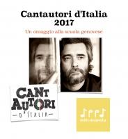 Festival Cantautori d'Italia 2017
