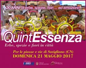QuintEssenza 2017